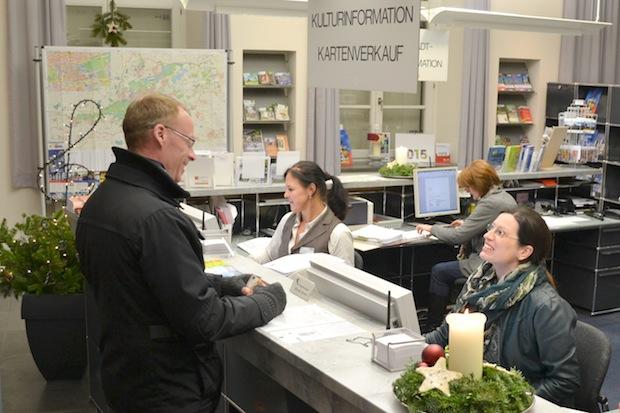 Photo of Öffnungszeiten der Stadt- und Kulturinformation