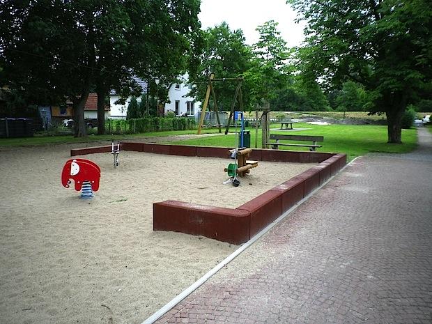 Photo of Upgrade für Spielplätze