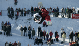 Winterbergs langer Weg zum Snowboard Weltcup-Finale