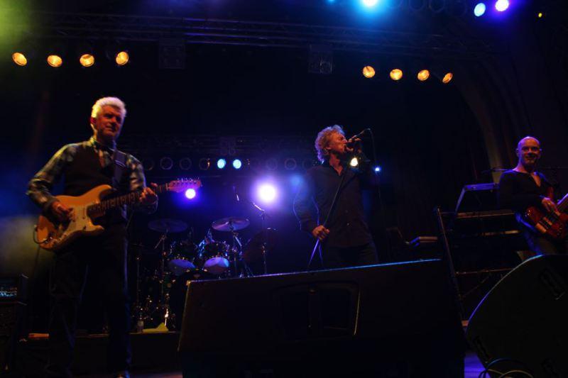 Foto: Manfred Mann´s Earthband beim diesjährigen Christmas Rock in Lüdenscheid.