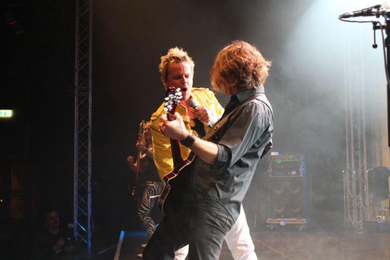 """Queen Kings rockten die Songs von der Rocklegende """"Queen""""."""