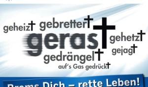 Blitzerstandorte in Siegen-Wittgenstein