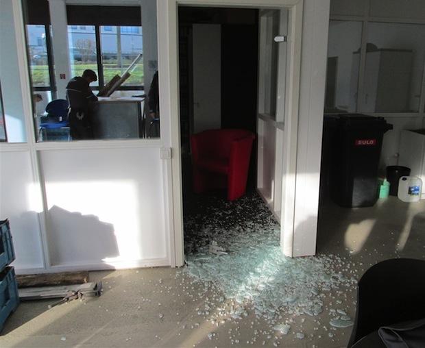Photo of Einbruch in Büro