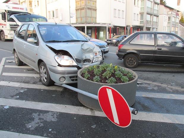 Photo of Gegenverkehr übersehen