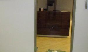 Einbrecher wüteten in Büroräumen und Praxen