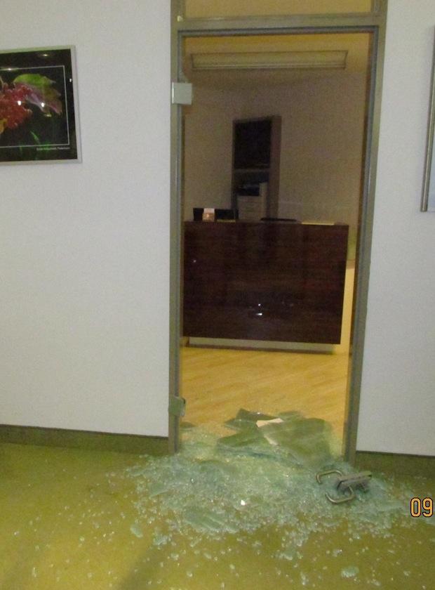 Photo of Einbrecher wüteten in Büroräumen und Praxen