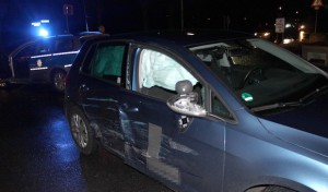 Fahrlehrer bei Unfall verletzt
