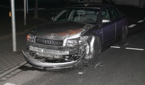 Warstein: Autofahrer nach Kollision verletzt