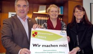 """Ein """"VIP-Ausweis"""" für bürgerschaftliches Engagement in Olsberg"""