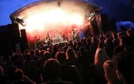 """""""Bäääm-Festival"""": Heavy-Metal-Hammer auf dem Party-Gut"""