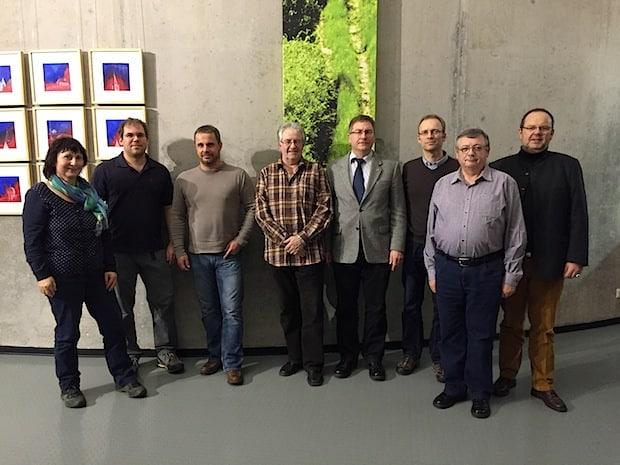 Photo of Arbeitskreis Breitbandausbau begrüßt Breitbandkoordinator