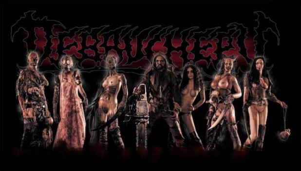 Death Metal mit Groove: Debauchery - Quelle: mep network GmbH