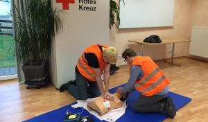 Novellierung der Erste-Hilfe Ausbildungen