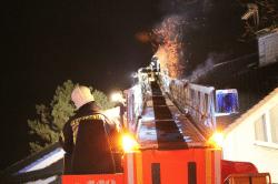 <b>Menden: Kaminbrand in der Werler Straße</b>