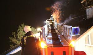 Menden: Kaminbrand in der Werler Straße