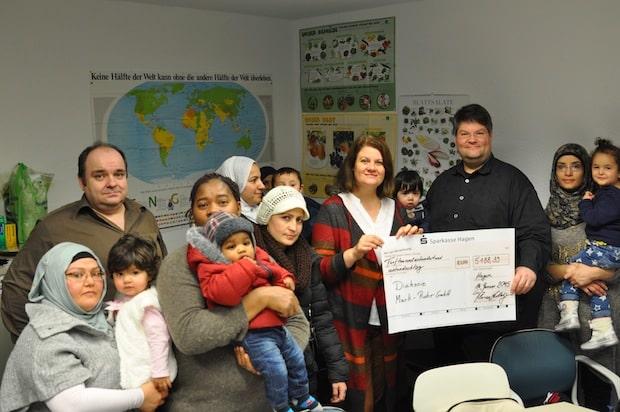 Photo of Neujahrskonzertbesucher spenden an Flüchtlingshilfe