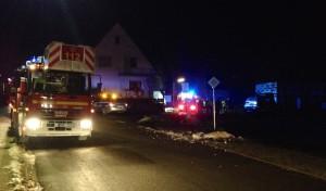 Kellerbrand in Rösenbeck