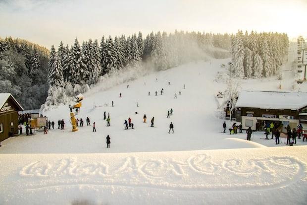 Photo of Schneesicherheit, gut präparierte Pisten und geeignete Abfahrten