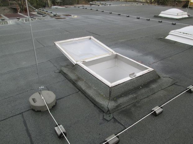 Photo of Einbrecher kamen über das Dach