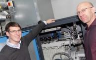 Drahtwerk Lötters nimmt Blockheizkraftwerk in Betrieb