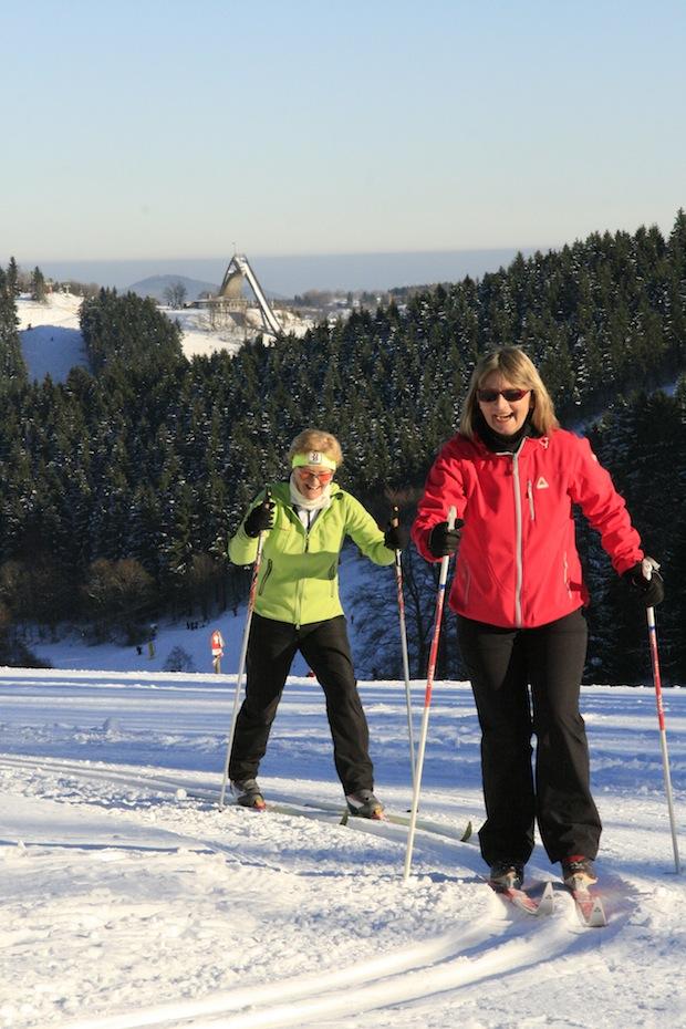 Photo of Touristiker und Gäste zufrieden: Schneereichste Weihnachtsferien seit 2010