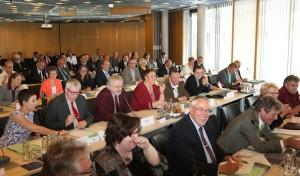 Fleißige Kreispolitiker: 34 Sitzungen im Jahr 2014