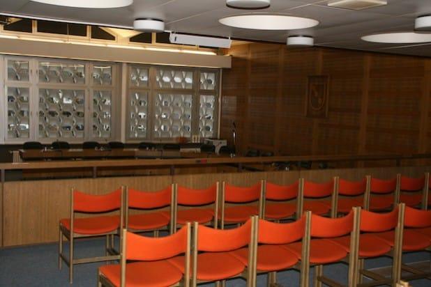 Um einen Blick in den Ratssaal zu werfen, soll nach einem Vorschlag der Verwaltung künftig ein Klick reichen (Foto: Gemeinde Neunkirchen).