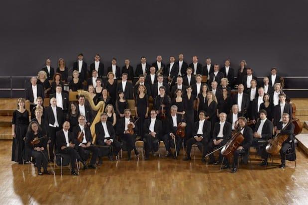 Die Stuttgarter Philharmoniker (Foto: C. Zacharias)
