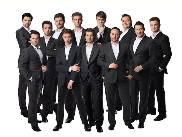 Photo of Crossover aus Pop, Rock, Oper & Operette – THE 12 TENORS