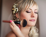 Braut-Make-up
