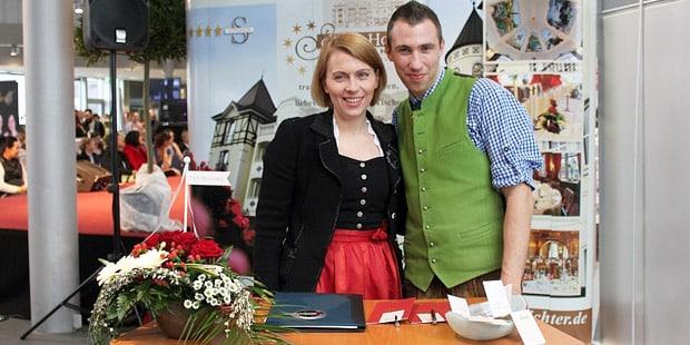 Photo of Video: Hochzeitsmesse Lüdenscheid 2015