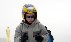 """Bewegung, Spaß und Spiel bei """"kids on snow"""""""