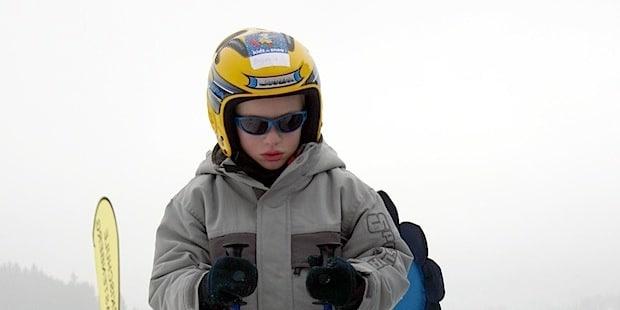 """Photo of Bewegung, Spaß und Spiel bei """"kids on snow"""""""