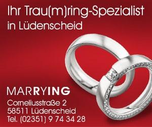 MARRYING Trauringe Lüdenscheid