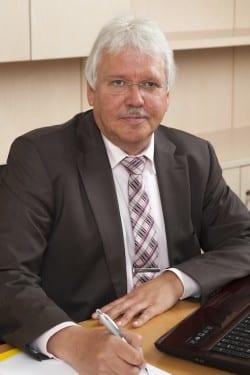 Alfred Richter, Geschäftsführer der Siegener Versorgungsbetriebe (Foto: Dieter Stegmann).