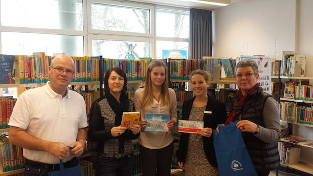 Photo of Bücherwürmchen-Projekt in Meschede läuft weiter