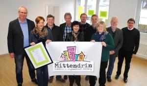 """Jugendtreff """"Mittendrin"""" startet durch"""