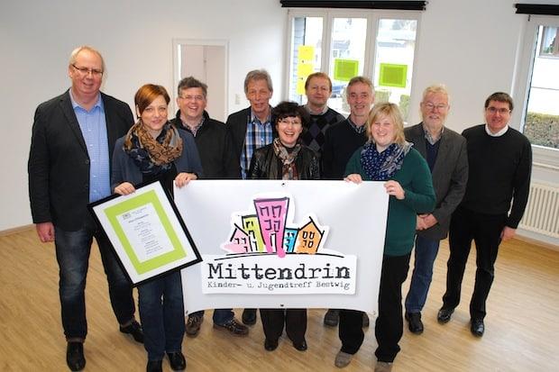 """Photo of Jugendtreff """"Mittendrin"""" startet durch"""