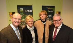 Hemer: Ausschuss stimmt neuen Amtsleitungen zu
