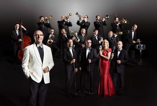 """Photo of Das """"Glenn Miller Orchestra"""" in der Siegerlandhalle"""