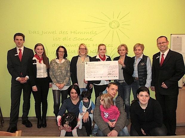 Photo of Voller Einsatz für Mutter-Kind-Haus Aline