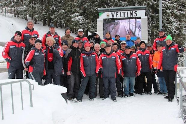 """Photo of """"Herzstück"""" der Bahn: BSC-Mitarbeiter freuen sich auf ein großes WM-Fest"""