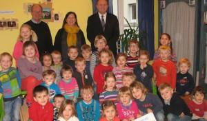 Kita St. Marien: 31 Kinder absolvierten Sportabzeichen