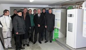Siegener Versorgungsbetriebe betreiben Brennstoffzellenheizung