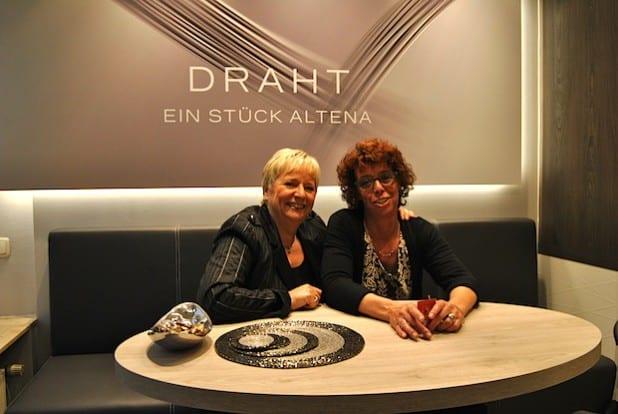 Ulrike Betzler-Hüttemeister und Sabine Schröder