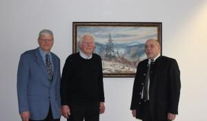 Dieter Wagener nach 45 Jahren aus dem Kreisjagdbeirat verabschiedet