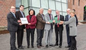 """Neues Erlebnismuseum """"Westfälische Salzwelten"""" in Bad Sassendorf feierlich eröffnet"""