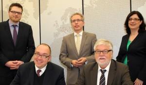EJOT Holding GmbH & Co. KG kooperiert mit Hochschule