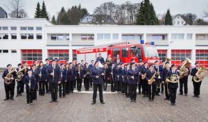 Palmsonntagskonzert des Musikzuges der Freiwilligen Feuerwehr Attendorn