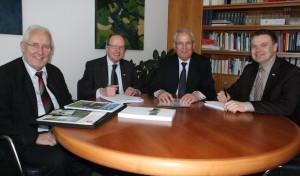 Landrat übernimmt Schirmherrschaft über Kooperationsvereinbarung der Leader-Regionen im HSK